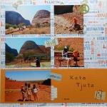 Visite des monts Olga (Kata Tjuta)