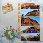Et enfin, le grandiose Uluru
