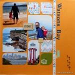 Excursion à Watsons Bay