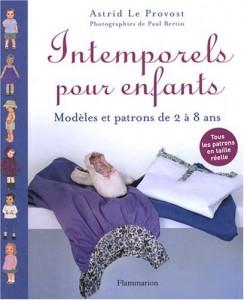 Intemporels pour enfants - Astrid Le Provost - Flammarion