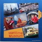 Visite du musée de la marine et de ses bateaux